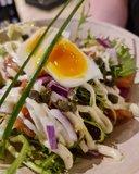 Salade Bowl Zalm